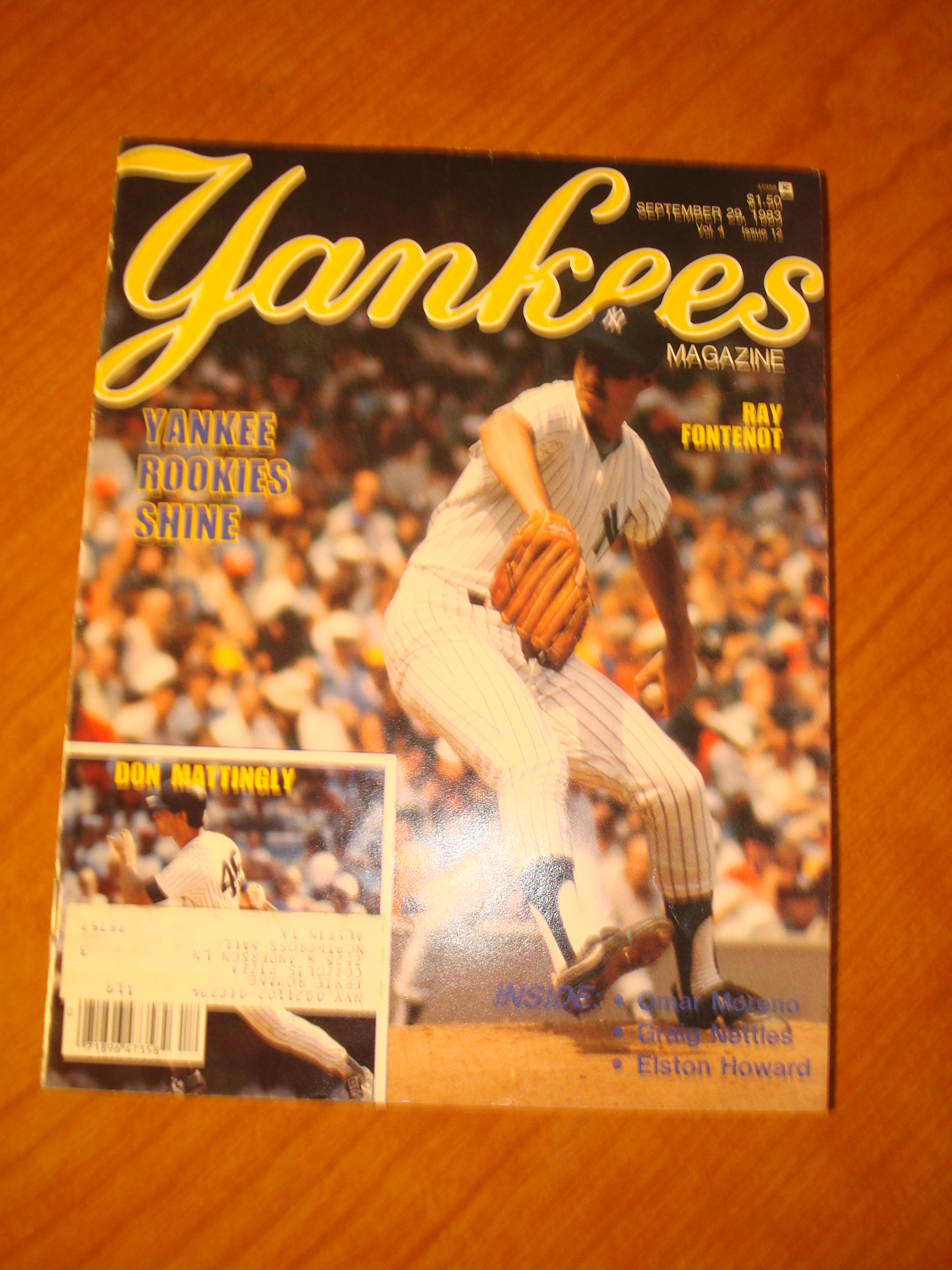 1983 New York Yankees season