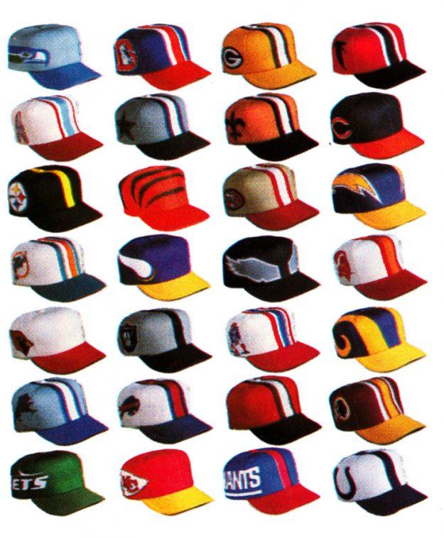 ecb1ea1f93c Bone Daddy s NFL Caps Collection Pieces – ImaSportsphile