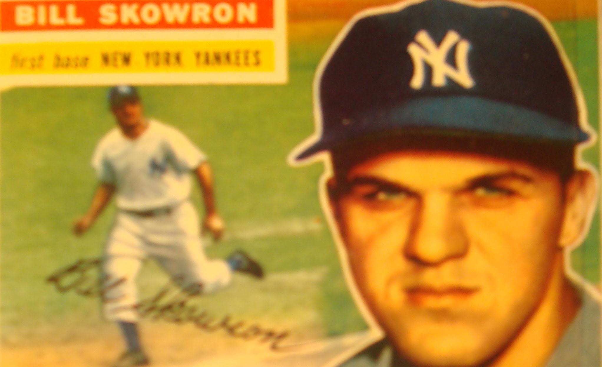 Bone Daddy S New York Yankees Baseball Card Collection