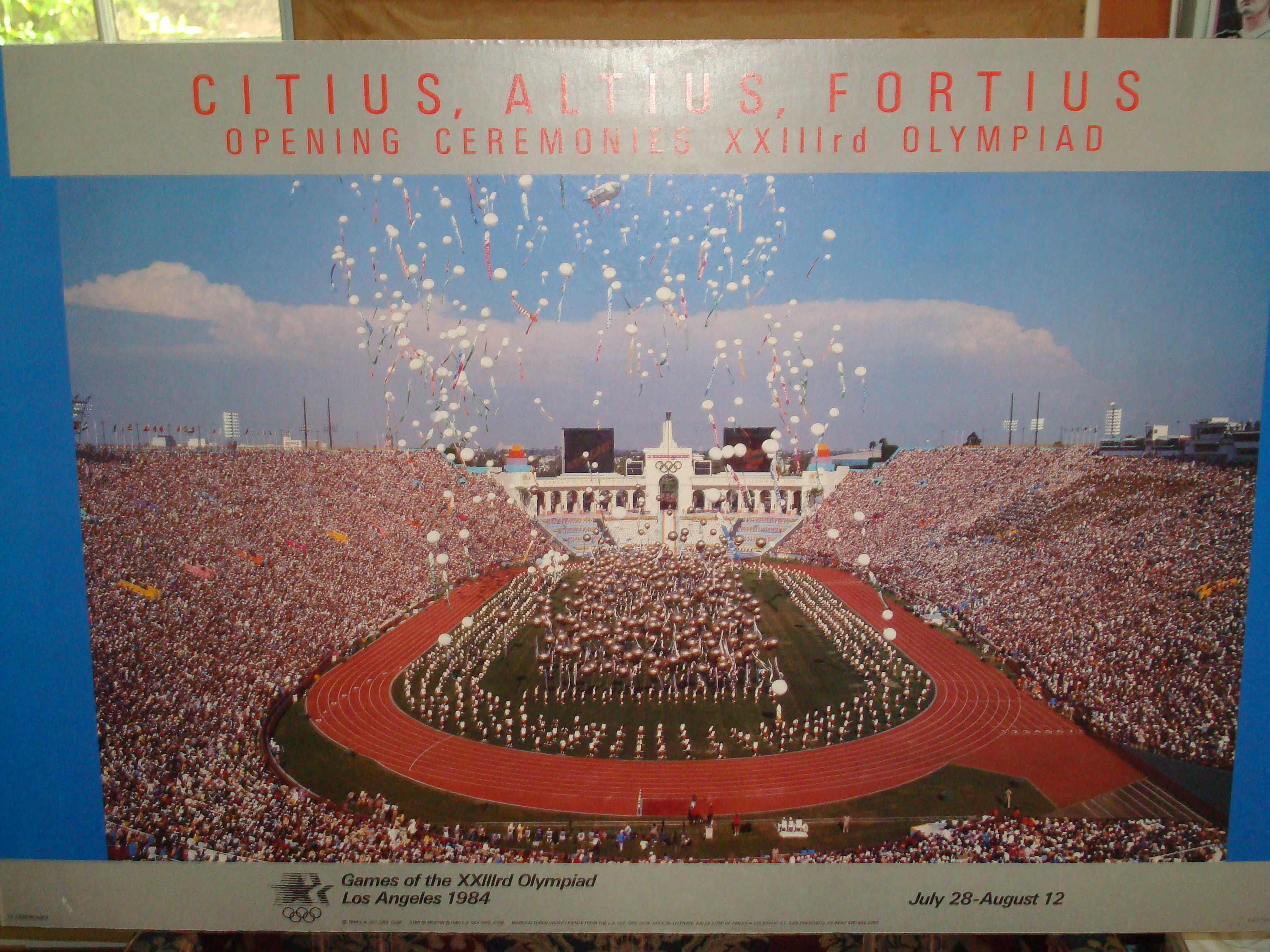 Los Angeles 1984 Summer Olympics - results & video highlights