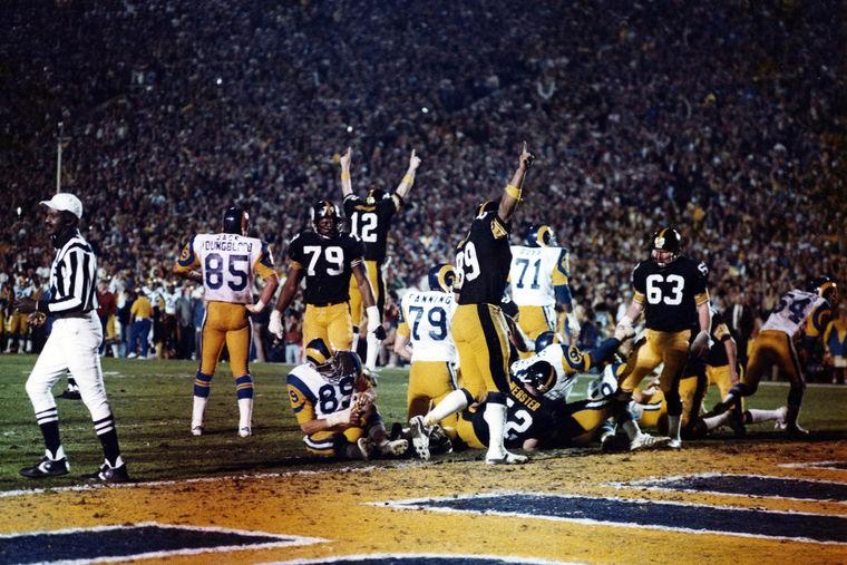 NFL Highlights Super Bowl XIV Pittsburg Steelers VS