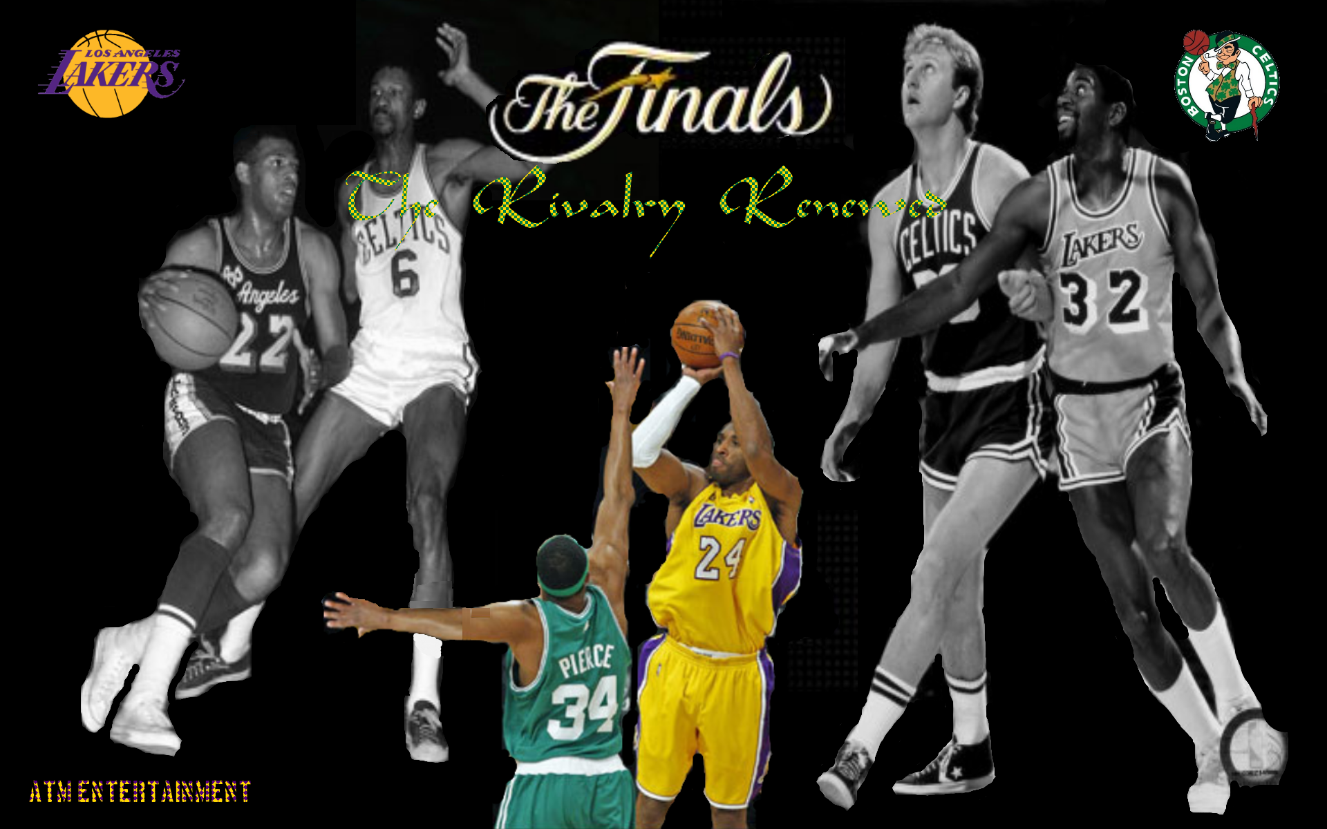 NBA – Special – Greatest NBA Rivalries – Boston Celtics VS ...