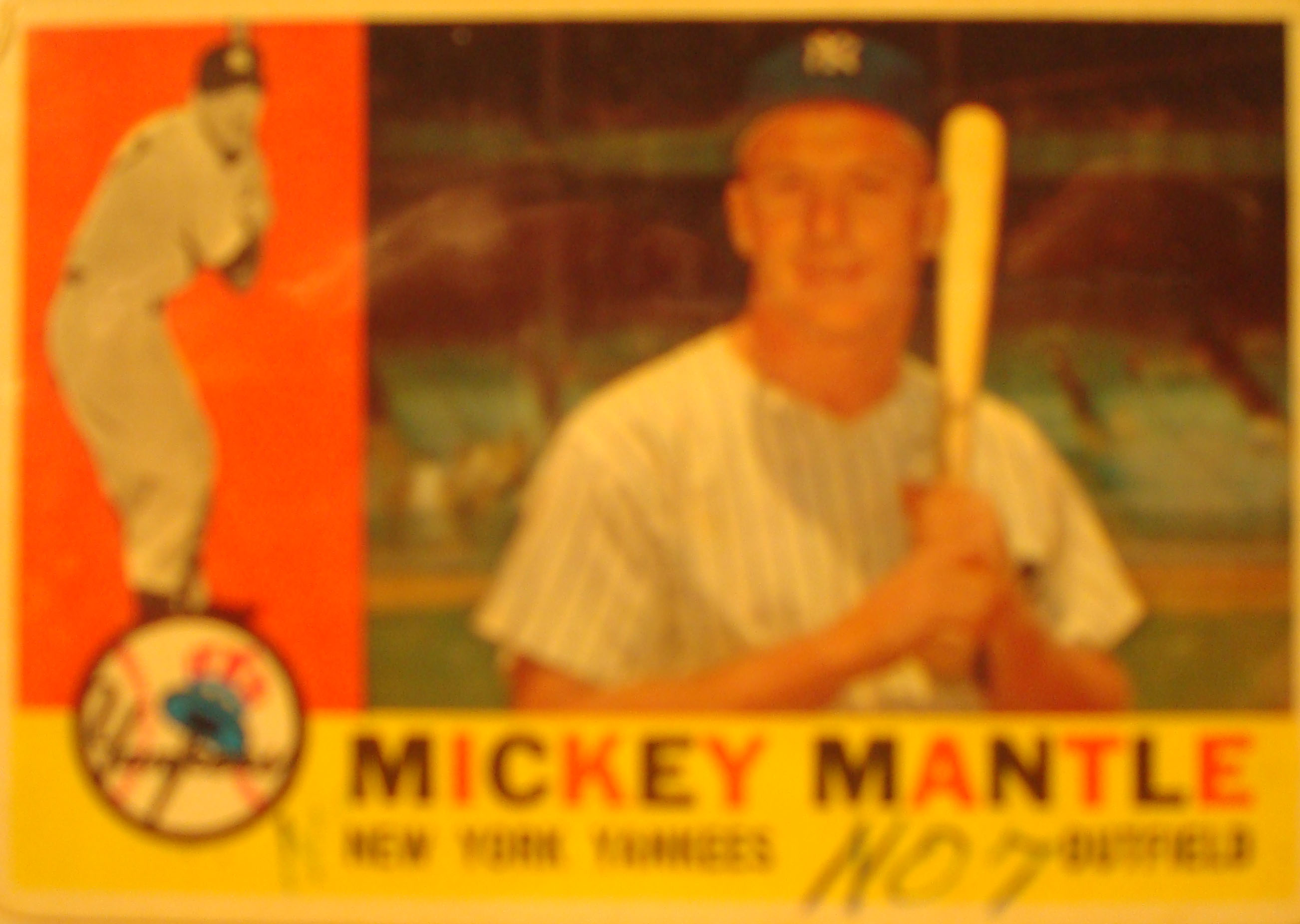 Mlb 1951 To 1968 Special The Legend Of Mickey Mantle