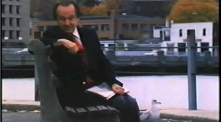 Golf – 1987 – Jim McKay Interview Jack Nicklaus After His