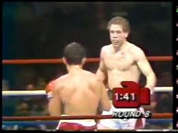 Boxing – 1982 – Marv Albert Interview With Middlewt Boxer