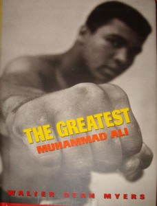 "Original Book ""The Greatest Muhammad Ali"" written by Walter Dean Myers"