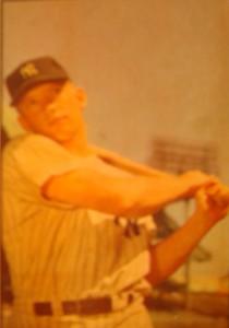 Original Baseball Card 1953 NY Yankee CF Mickey Mantle