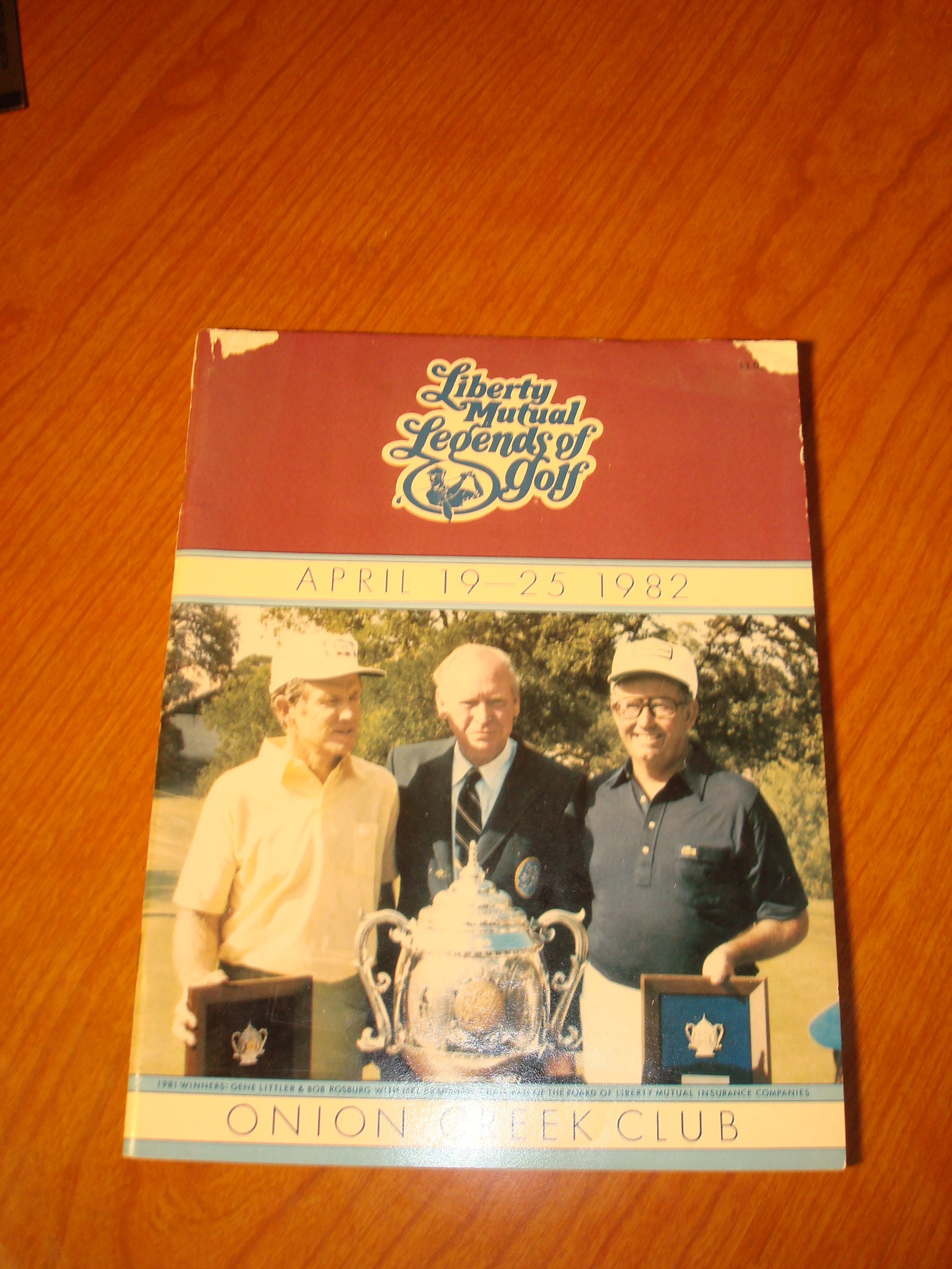 Photo of Highlights Of Liberty Mutual Legends of Golf From Austin, Texas –  1st Five Years