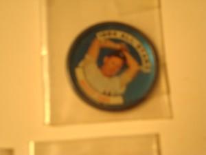 Original Medallion 1964 MLB New York Yankee All Star Pitcher Whitey Ford