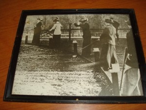 Original Picture 1916 Women's National Trapshooting Competition