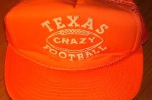 Original Souvenir Cap 1969 NCAA National Champion University of Texas