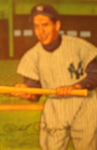 Original Baseball Card 1952 Bowman New York Yankees SS Phil Rizzuto