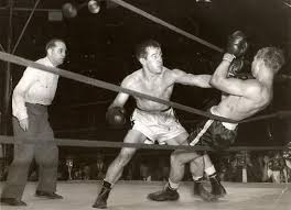 Photo of Boxing's Great Grudge Fights Middleweights Rocky Graziano VS Tony Zale