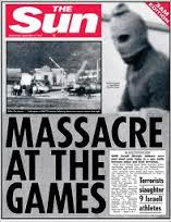 Photo of Jim McKay's 1972 Munich Games Coverage Of Assassination Of 11 Israeli Athletes By Palestine Terrorists