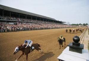 Secretariat 1973 Kentucky Derby Winner