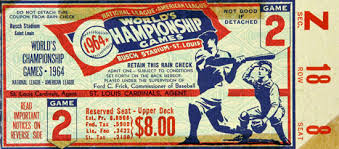 Photo of Highlights 1964 World Series Game 2 With New York Yankees VS St Louis Cardinals