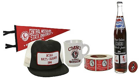 Photo of Bone Daddy's NCAAM Basketball Souvenir Cups and Bottles Collection Pieces
