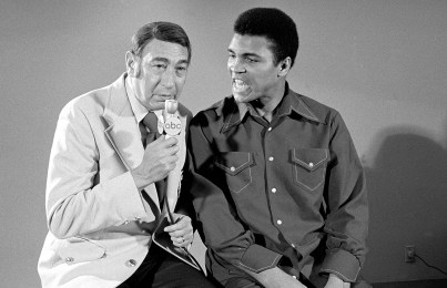 Photo of Boxing – 10rnd Heavyweight Fight With Trevor Berbick VS Greg Page With Howard Cosell