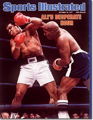 Photo of Boxing 10 rnd Heavyweight Bout With Earnie Shavers VS Jeff Sims