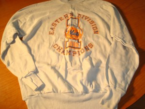 MLB - Official Jersey 1986 National League Eastern Division Champion New York Mets