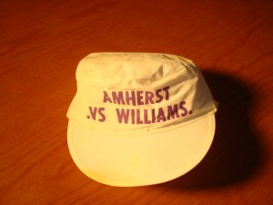 NCAAM - Official Cap Division III Rivalry Amherst Jeffs vs Williams Ephs - longest running rivalry in USA sports history