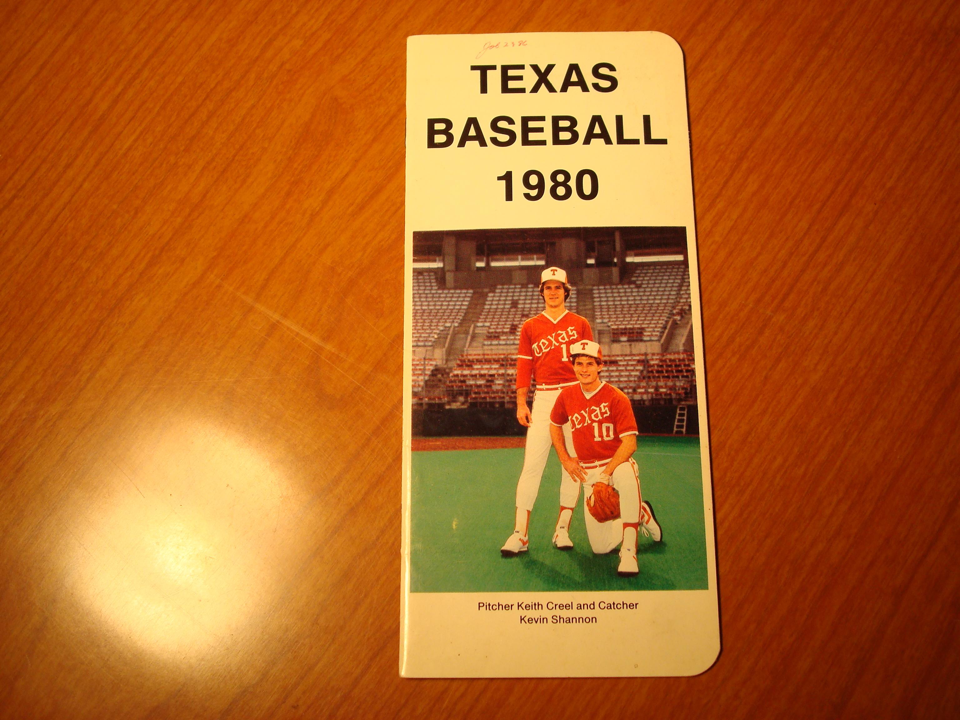 bone daddy u2019s university of texas baseball collection