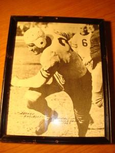 Original Picture 1932 NFL Champion Chicago Bears All Pro Running Back Bronco Nagurski