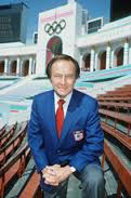 Photo of The Elegance And Eloquence Of Jim McKay Closing ABCs Broadcast Of The 1984 Olympics