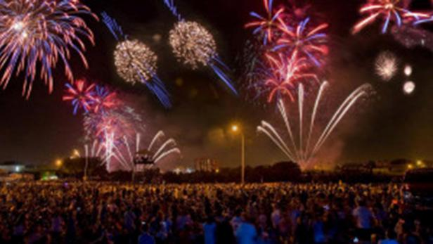 Photo of Special Inside Look At Putting On A Large Fireworks Display