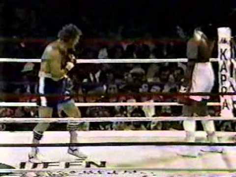 Photo of Boxing 12 Rnd USBA Heavyweight Championship With Scott LeDoux VS Greg Page With Don Dunphy & Davie Pearl