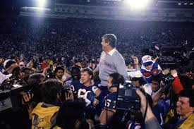 Photo of Bone Daddy's NFL 1987 Super Bowl XXI Denver Broncos vs NY Giants Collection Pieces