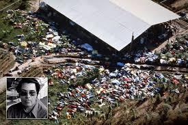 Photo of 1978 CBS Evening News Coverage Of Saga Of Reverend Jim Jones And Guyana Massacre