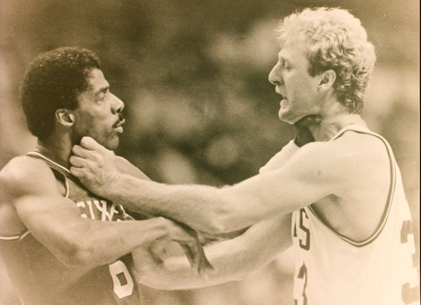 Photo of ESPN Salutes Dr J On His Retirement & Earl Lloyd As 1st Black In NBA