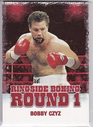 Photo of Boxing – 10 rnd Middlewt Bout – Bobby Czyz VS Rick Noggle
