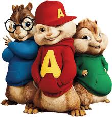 Photo of Annimated Music Rendition Of Alvin & The Chipmunks Christmas Song