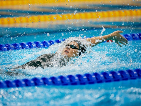 Photo of Olympics – 1984 Los Angeles – Womens Swimming – 200m Backstroke