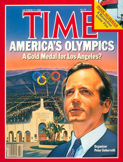 Photo of 1985 NBC Sports Journal Special – Fan Violence In Sports – USOC President Peter Ueberroth