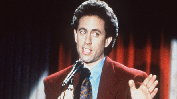 Photo of Comedy – Smothers Brothers Host Young Comedian Show – Jerry Seinfeld