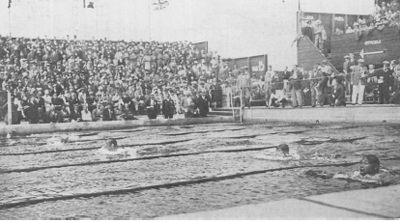 Photo of Olympics – 1928 Amsterdam – Swimming & Diving