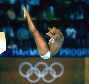 Photo of Olympics – 1988 Seoul – Men's and Women's Diving Competition & Women's Gymnastics