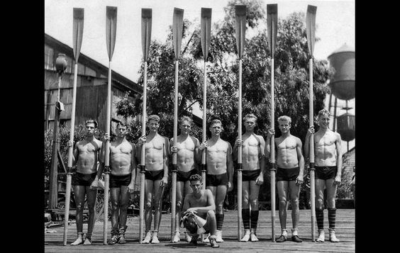 Photo of Olympics – 1932 Los Angeles – Men's Pentathlon & Eights Rowing & Women's Diving