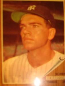MLB - Original Baseball Card 1962 NY Yankees P Fritz Peterson