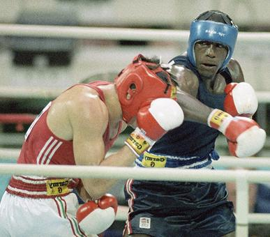 Photo of Olympics – 1988 Seoul – Boxing  & Wrestling – Highlights With Marv Albert & Bob Costas