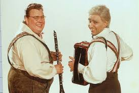Photo of Comedy – Comic Relief – The Shmenges Brothers Polka Band – John Candy & Gene Levy
