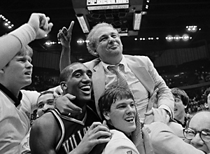 Photo of Special – 1985 – CBS Billy Packer – NCAA Final Four Cinderella Stories
