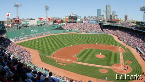 Photo of Special – HBO Sports – Fenway Park -Boston Red Sox Legendary Ballpark