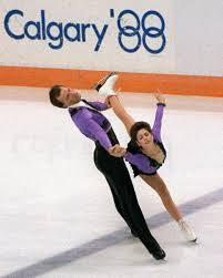 Photo of Olympics – 1988 Calgary – Pairs Figure Skating – CAN Brasseur & Eisler