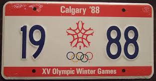 Photo of Olympics – 1988 Calgary – Men's Hockey – USA VS WGermany – 1st Period