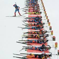 Photo of Olympics – 1980 Lake Placid – Biathlon & Cross Country Skiing