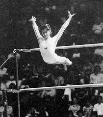 Photo of 1985 Women's World Gymnastics Championships From Rennes, France